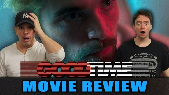 Schmoes Knows - Good time movie review
