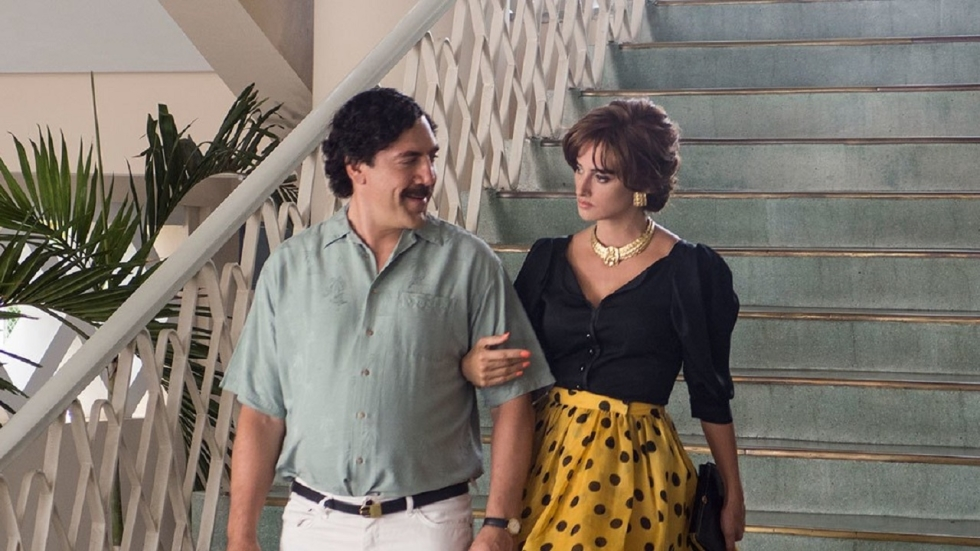 Eerste beelden 'Loving Pablo' met Javier Bardem als Escobar