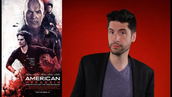 Jeremy Jahns - American assassin - movie review