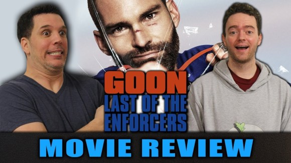 Schmoes Knows - Goon: last of the enforcers movie review