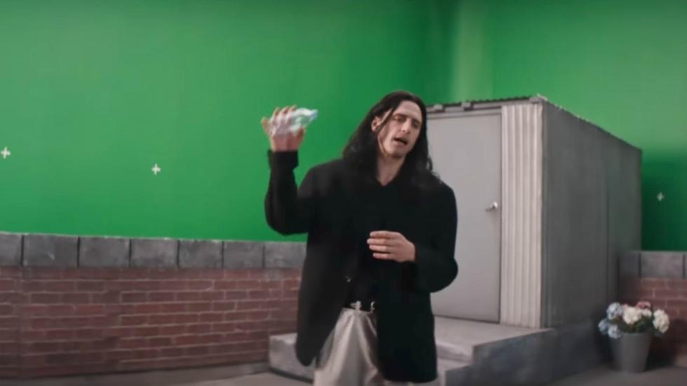 James Franco maakt de slechtste film ooit in heerlijke nieuwe trailer 'The Disaster Artist'