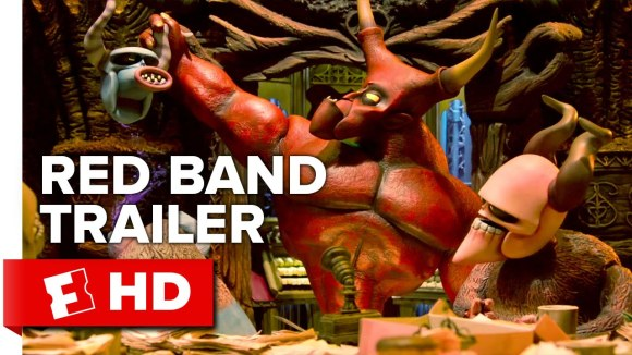 Hell & Back - Red Band Trailer