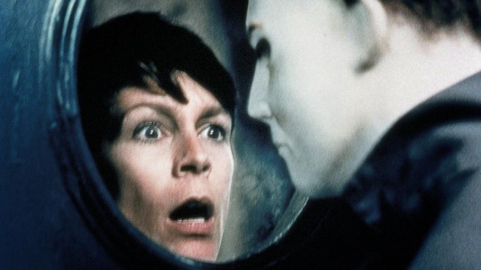 Jamie Lee Curtis terug als Laurie Strode in nieuwe 'Halloween'!!