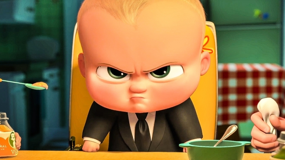 Blu-ray review 'The Boss Baby' - wederopstanding voor DreamWorks Animation?