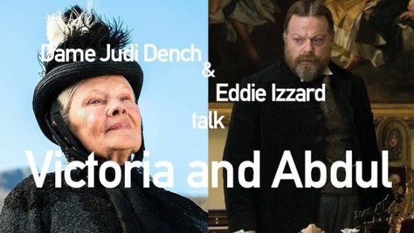 Kremode and Mayo - Dame judi dench & eddie izzard