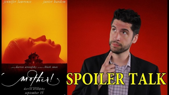 Jeremy Jahns - Mother! - spoiler talk! (my interpretation of the movie)