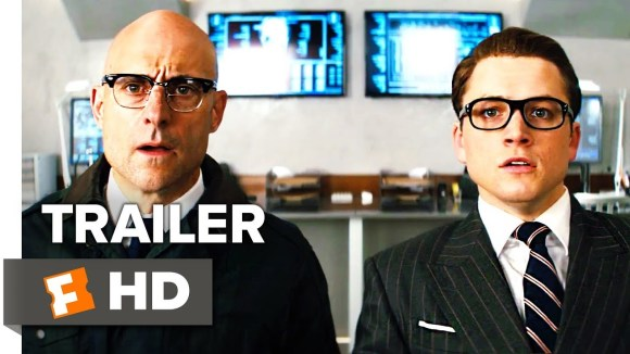 Kingsman: The Golden Circle - final trailer