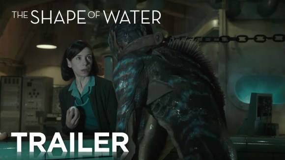 The Shape of Water - red band trailer