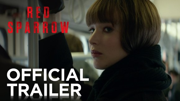 Red Sparrow - trailer 1