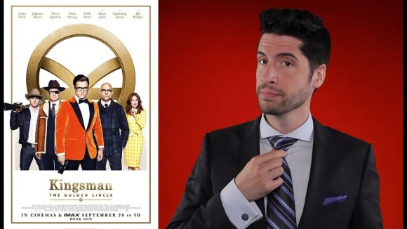 Jeremy Jahns - Kingsman: the golden circle - movie review