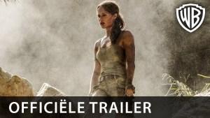 Tomb Raider (2018) video/trailer