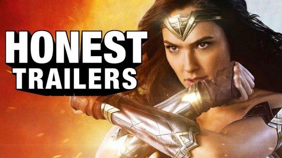 ScreenJunkies - Honest trailers - wonder woman