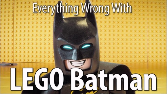 CinemaSins - Everything wrong with the lego batman movie