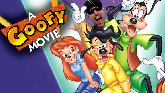 Channel Awesome - A goofy movie - nostalgia critic