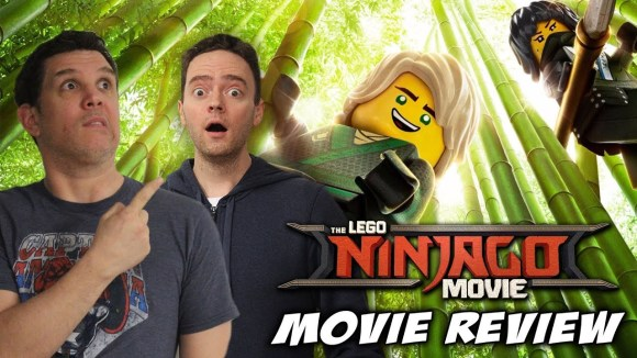 Schmoes Knows - The lego ninjago movie review