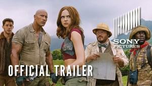 Jumanji: Welcome to the Jungle (2017) video/trailer
