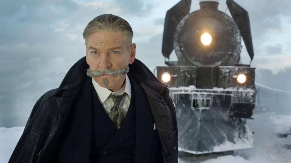 Overal verdachten in mooie trailer 'Murder on the Orient Express'