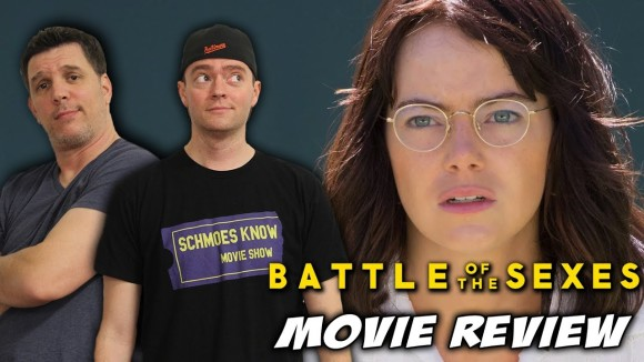 Schmoes Knows - Battle of the sexes movie review