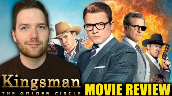 Chris Stuckmann - Kingsman: the golden circle - movie review