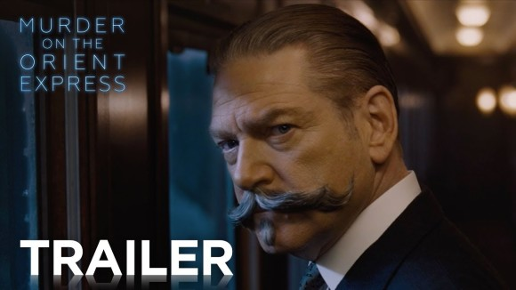 Murder on the Orient Express - Official Trailer 2