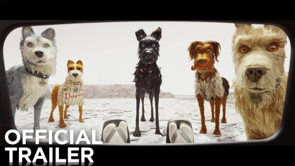 Isle of Dogs - official trailer
