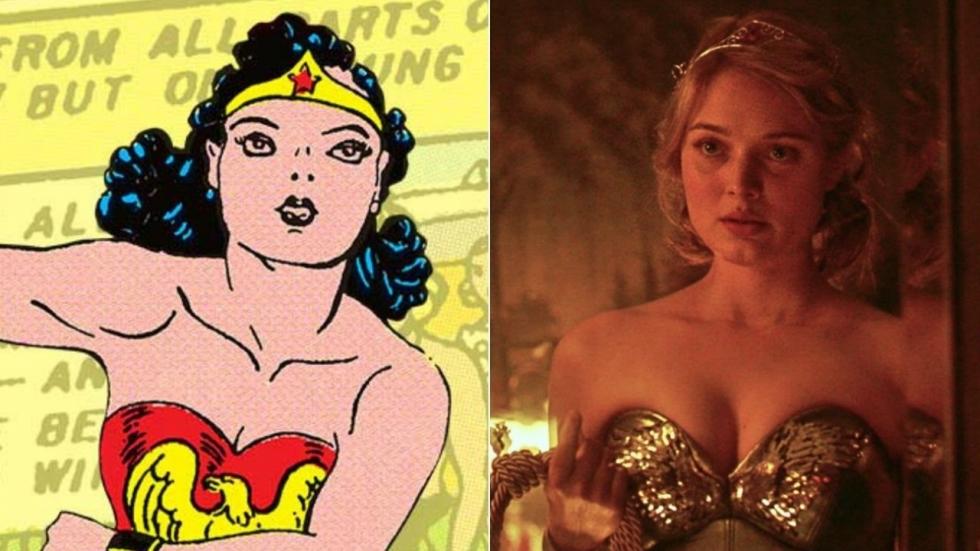 De Amazone oorsprong van Wonder Woman uitgelegd