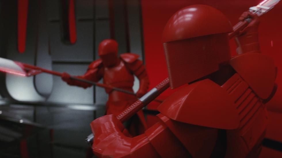 'Star Wars: The Last Jedi' klaar voor vertoning!