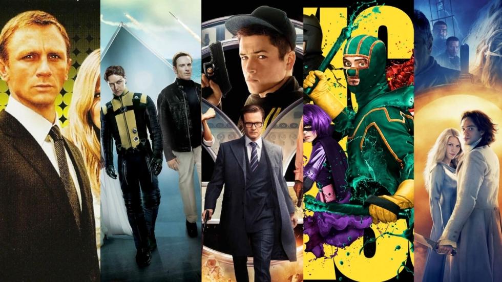 De vijf Matthew Vaughn-films die je moet zien!