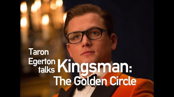 Kremode and Mayo - Taron egerton interviewed by simon mayo