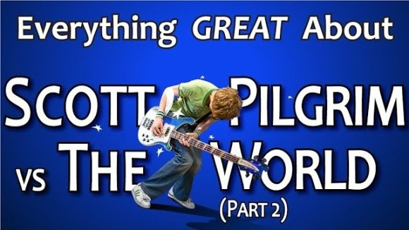 CinemaWins - Everything great about scott pilgrim vs the world! (part 2)