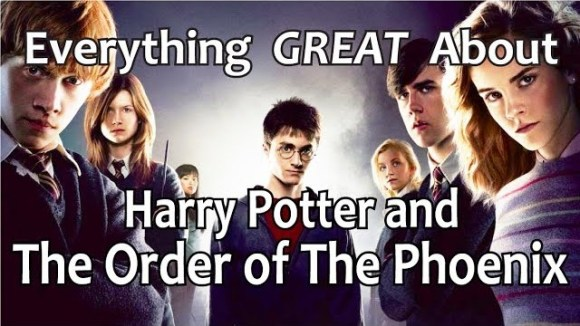 CinemaWins - Everything great about harry potter and the order of the phoenix!