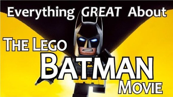 CinemaWins - Everything great about the lego batman movie!