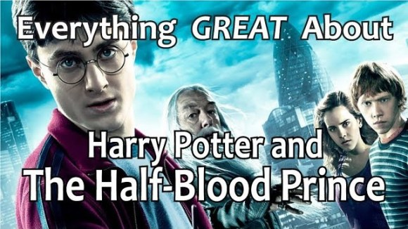 CinemaWins - Everything great about harry potter and the half-blood prince!