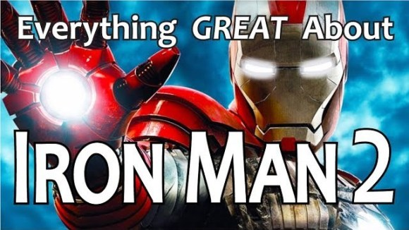 CinemaWins - Everything great about iron man 2!