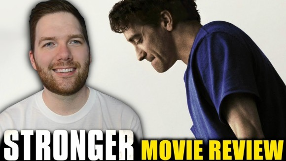 Chris Stuckmann - Stronger - movie review