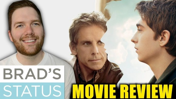 Chris Stuckmann - Brad's status - movie review