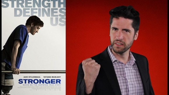 Jeremy Jahns - Stronger - movie review