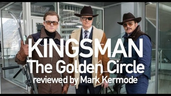 Kremode and Mayo - Kingsman: the golden circle reviewed by mark kermode