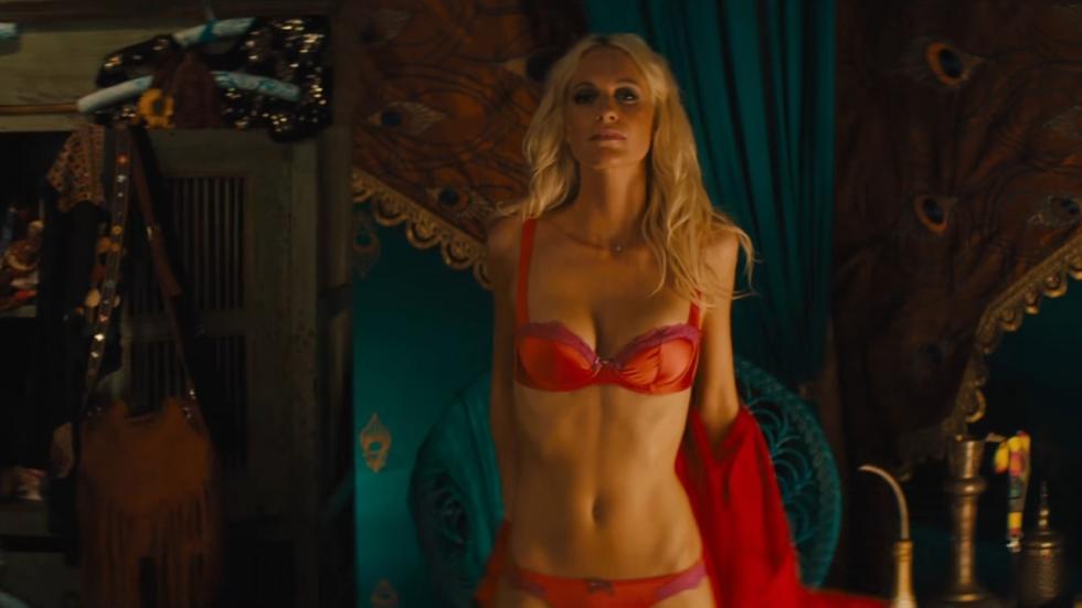 Regisseur over die seksscène in 'Kingsman: The Golden Circle'