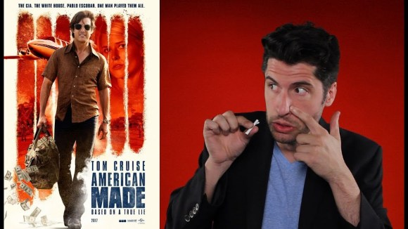 Jeremy Jahns - American made - movie review