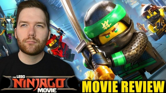 Chris Stuckmann - The lego ninjago movie - movie review