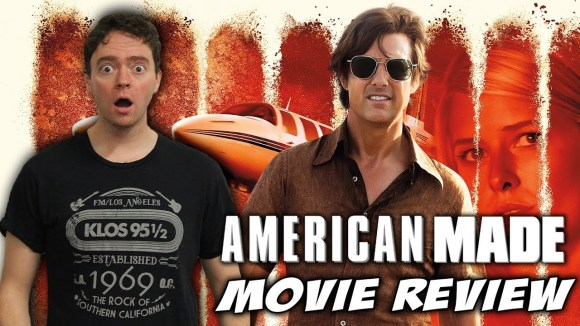 Schmoes Knows - American made movie review