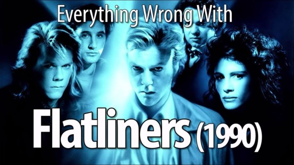 CinemaSins - Everything wrong with flatliners (1990) in 10 minutes or less