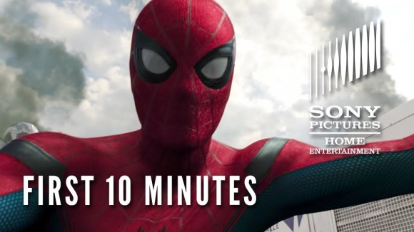 Spider-Man: Homecoming - First 10 Minutes