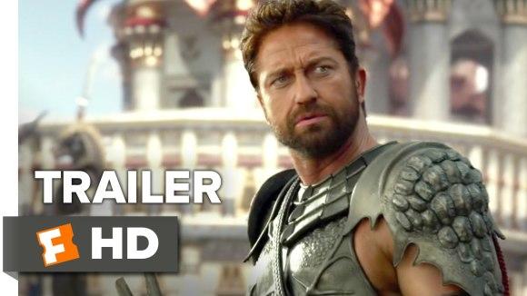 Gods of Egypt - Official Trailer 1