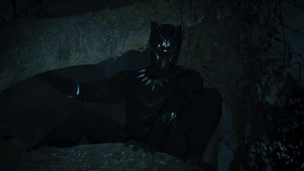 Actiescènes 'Black Panther' worden kinetisch en manisch