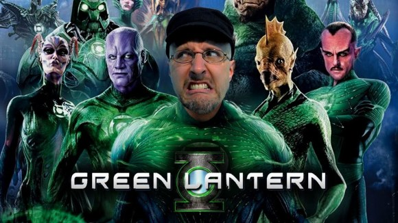 Channel Awesome - Green lantern - nostalgia critic