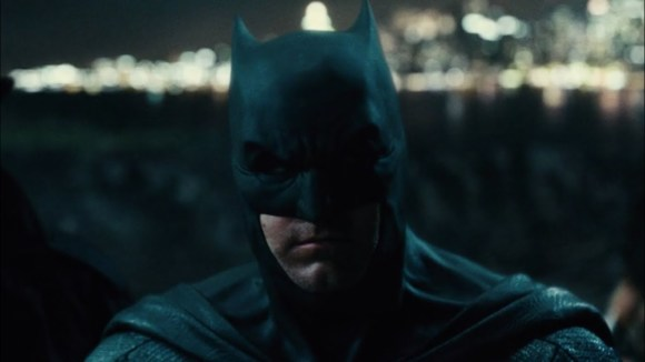 Justice League - Casting Batman