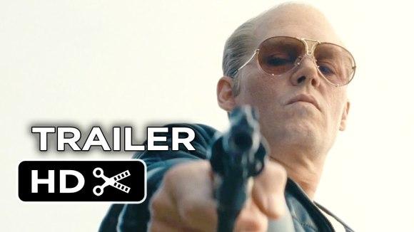 Black Mass - Official Trailer #1
