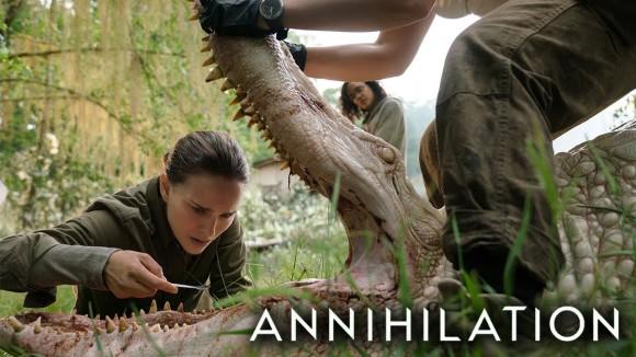 Annihilation - teaser trailer